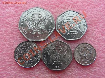 -Иностранных монет наборы- темус дополняемус - Сан-Томе 1997-260р (1).JPG