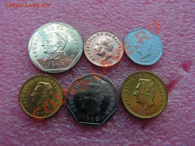 -Иностранных монет наборы- темус дополняемус - Сальвадор - 220.JPG