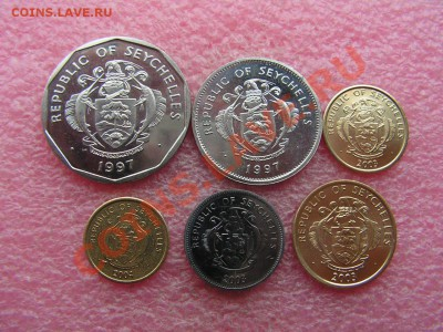 -Иностранных монет наборы- темус дополняемус - Сейшелы 1997-2004-160р (1).JPG