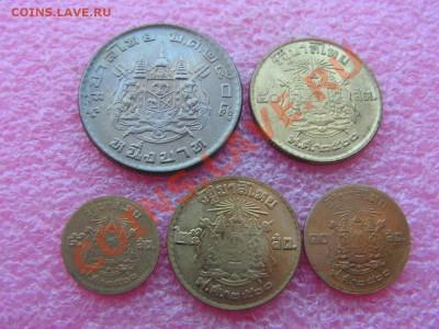 -Иностранных монет наборы- темус дополняемус - Таиланд 1957-1962-120р (1).JPG