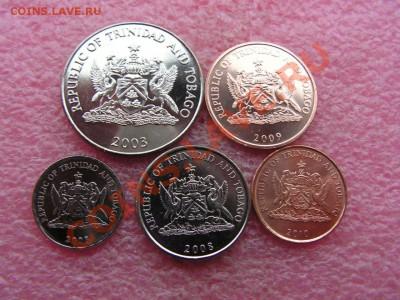 -Иностранных монет наборы- темус дополняемус - Тринидат 2003-2010-100р (1).JPG
