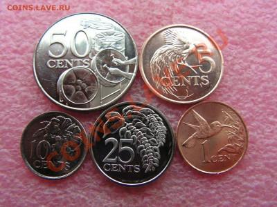 -Иностранных монет наборы- темус дополняемус - Тринидат 2003-2010-100р.JPG