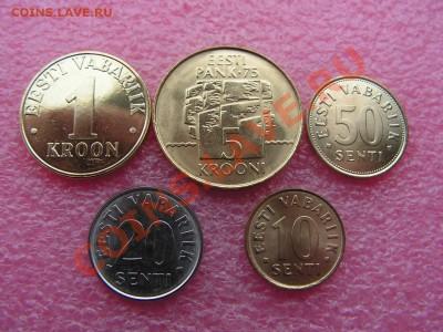 -Иностранных монет наборы- темус дополняемус - Эстония-70р.JPG