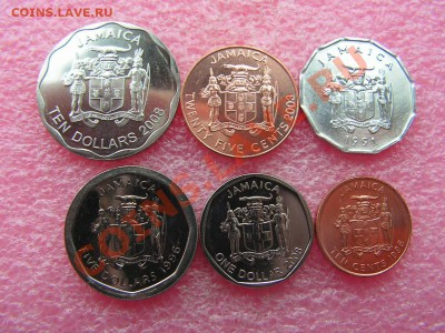-Иностранных монет наборы- темус дополняемус - Ямайка-130р (1).JPG
