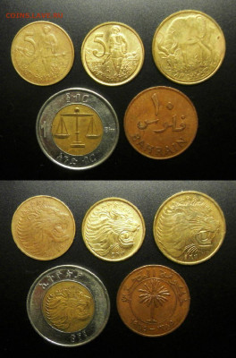 Монеты Мира по ФИКСу (№52) до 15.09 (22.00) - 52-4