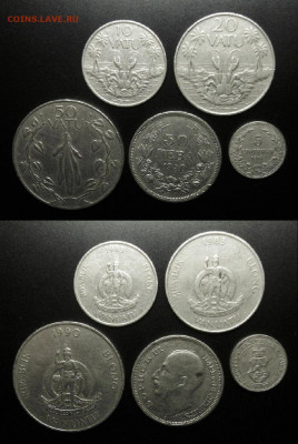 Монеты Мира по ФИКСу (№52) до 15.09 (22.00) - 52-3