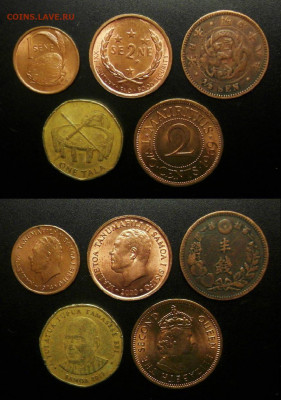 Монеты Мира по ФИКСу (№59) до 15.09 (22.00) - 59-4