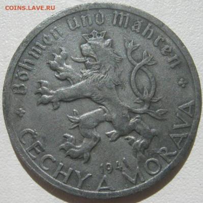 Богемия и Моравия 20 геллеров 1941 до 17.09. 22:00 - IMG_9552.JPG