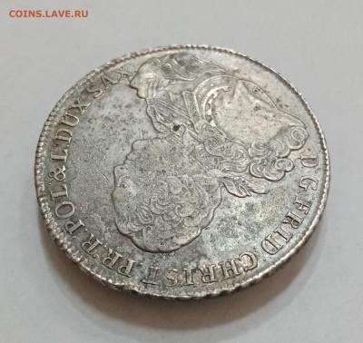 Саксония 1 талер 1763 год. На подлинность и оценку - IMG_20210915_160251
