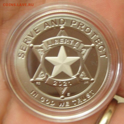 Монеты США. Вопросы и ответы - DSC02683.JPG