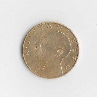 монета из финляндии... - 222