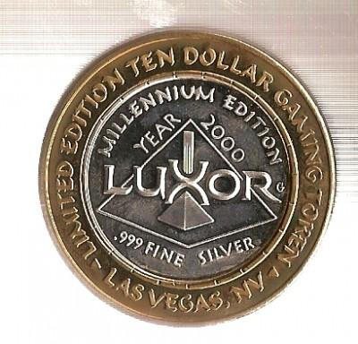 Монеты 10$ - Luxor2.JPG