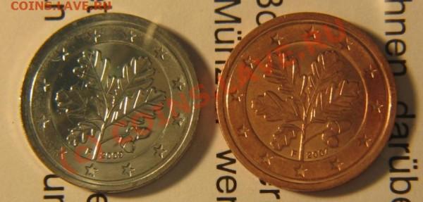 5 евроцентов не покрыты медью, Германия 2002 - IMG_3204.JPG