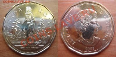 Канада: 1 $ Терри Фокс UNC до 16.01.12 22-00 - Доллар Терри Фокс.JPG