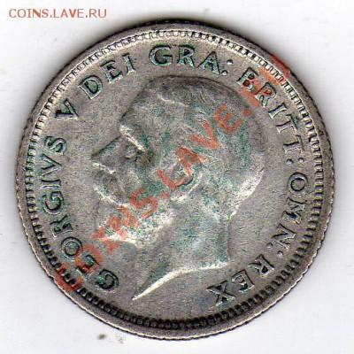 Ag Великобритания 6 пенсов 1926 до 16.01-22ч (1189) - img067