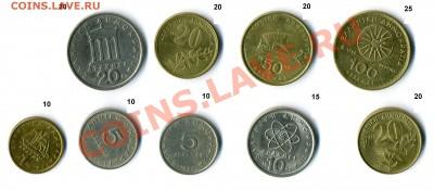 Распродажа иностраных монет (большой выбор по годам) - img811