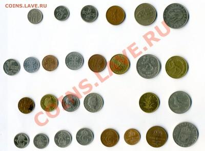 Распродажа иностраных монет (большой выбор по годам) - img823