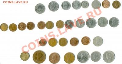 Распродажа иностраных монет (большой выбор по годам) - img828