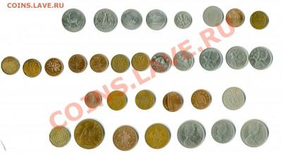 Распродажа иностраных монет (большой выбор по годам) - img829