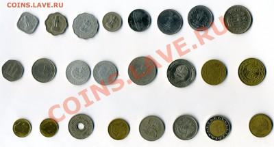 Распродажа иностраных монет (большой выбор по годам) - img855