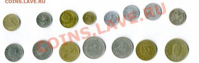 Распродажа иностраных монет (большой выбор по годам) - img874