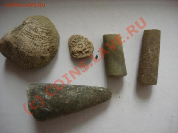 Сопутствующие находки: белемиты(чертов палец) и другие ископаемые - белемниты