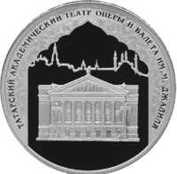 1000-летие основания Казани. реверс