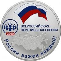 Всероссийская перепись населения реверс