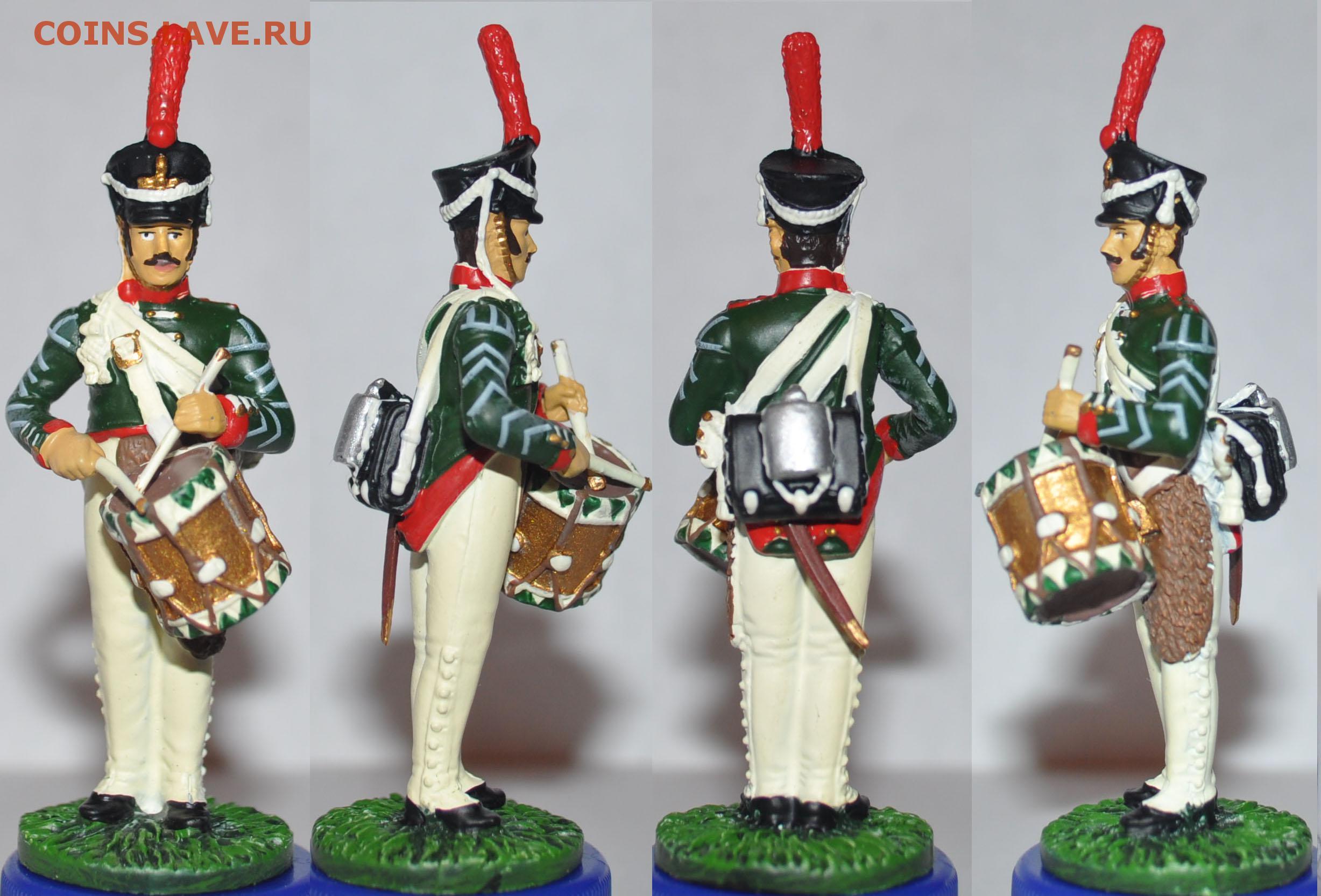 Рождение воина: изготовление оловянного солдатика 30