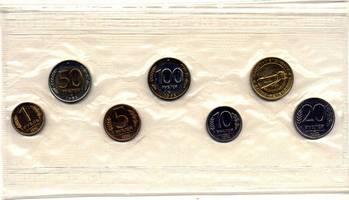 Годовой набор РФ 1992